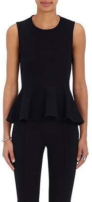 Lisa Perry Women's Cotton-Blend Peplum Top