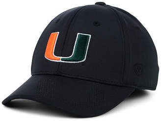 Top of the World Miami Hurricanes Pitted Flex Cap