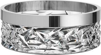 Orrefors Carat Crystal Bowl