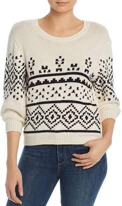 Joie Talena Fair Isle Sweater