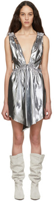 Isabel Marant Silver Kyle Dress