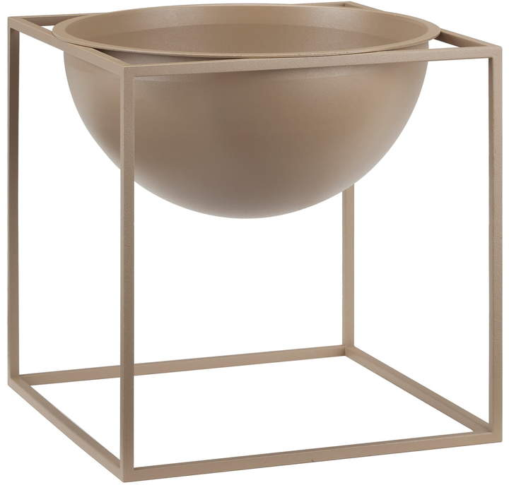 by Lassen - Kubus Bowl, groß, Beige