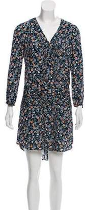 Veronica Beard Silk Printed Dress w/ Tags