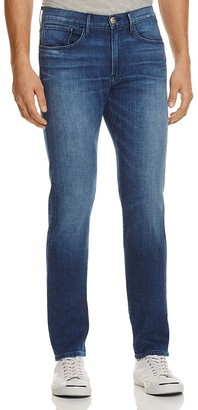 3x1 M3 Slim Fit Jeans in Riverbank $265 thestylecure.com