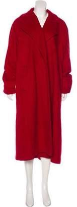 Christian Dior Wool Long Coat