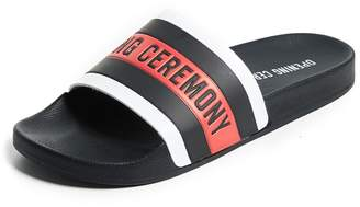 Opening Ceremony Ace Slide Sandals