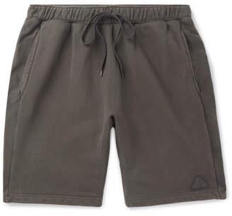 Cav Empt Loopback Cotton-Jersey Shorts