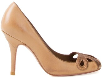 Sarah Chofakian high-heel pumps