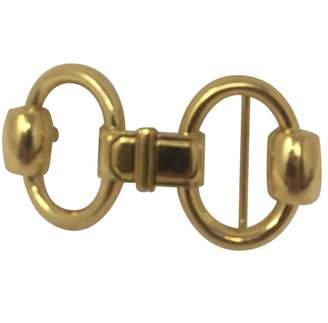 Hermes Gold Metal Belts