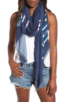 WANDER BY VIRGINIA WOLF Boho Dual Wrap/Scarf