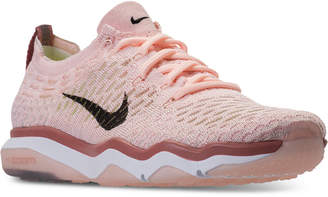 Nike Women's Air Zoom Fearless Flyknit Bionic Running Sneakers from Finish Line $140 thestylecure.com