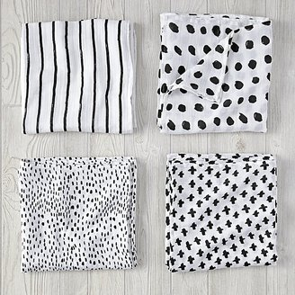 aden + anais Freehand Swaddle Blankets $49 thestylecure.com