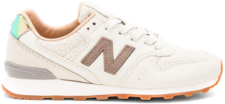 New Balance NB Grey Sneaker $130 thestylecure.com