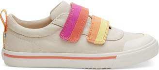 Natural Horizon Canvas Youth Doheny Sneakers