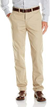 Dickies KHAKI Men's Flat Front Pant - Regular Taper Fit