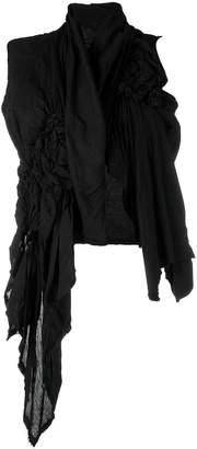 Comme des Garcons Pre-Owned 2002's draped vest