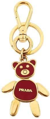 Prada Gold Metal Bag charms