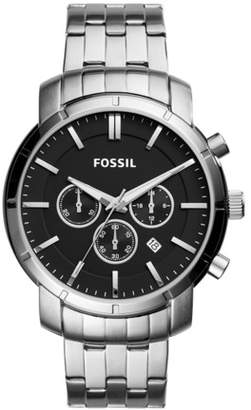 Fossil Lance Chronograph Stainless Steel Watch Jewelry IE