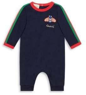 Gucci Baby Boy's Bee Sleepsuit