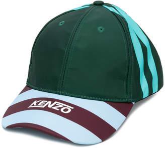 Kenzo Hyper striped baseball cap