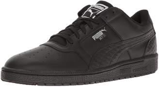 Puma Men's Sky II LO B&W Basketball Shoe, White