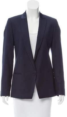 By Malene Birger Peak-Lapel Structured Blazer