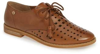 Hush Puppies R) Chardon Perforated Derby (Women)
