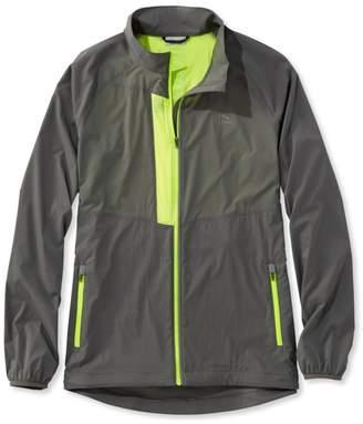 L.L. Bean L.L.Bean Ridge Runner Light-Up Running Jacket