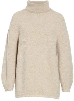 Max Mara Etrusco Wool & Cashmere Turtleneck Sweater