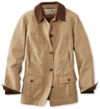 L.L. Bean L.L.Bean Adirondack Barn Coat, Flannel-Lined