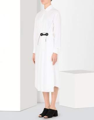 MM6 MAISON MARGIELA (エムエム6 メゾン マルジェラ) - MM6 MAISON MARGIELA ツイストタイ トレンチ ドレス