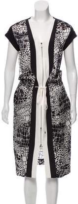 Vince Silk Midi Dress w/ Tags