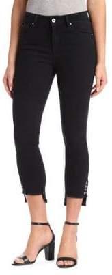 Mavi Jeans Tess High-Rise Piercing Skinny Jeans
