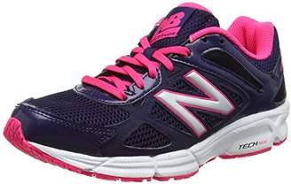 98d4487e9061f New Balance Women's 460v1 Fitness Shoes, Pink/Black, 41 1/2 EU