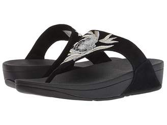 FitFlop Lulu Baroque Toe Thong Sandals