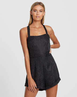 Emerson Fitted Playsuit