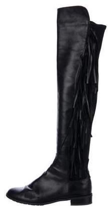 Stuart Weitzman Mane Over-The-Knee Boots