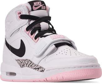 premium selection f113c 75ba6 Nike Girls  Big Kids  Air Jordan Legacy 312 Off-Court Shoes