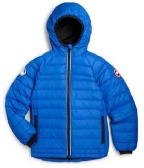 Canada Goose Boy's Sherwood Down Hoodie Jacket