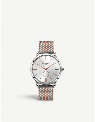 Thomas Sabo WA0270 Rebel Spirit stainless steel watch