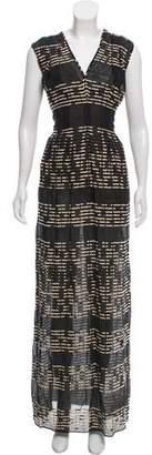 Zero Maria Cornejo Sleeveless Maxi Dress