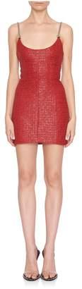 Alexander Wang Tweed Bodycon Mini Dress