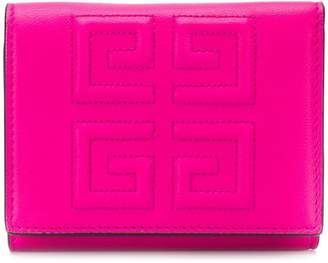 Givenchy folded logo wallet