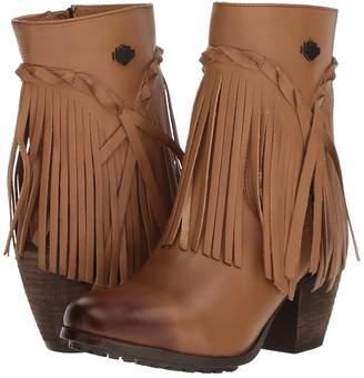 Harley-Davidson Retta Women's Pull-on Boots