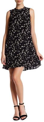 DR2 by Daniel Rainn Sleeveless Pleated Back Dress (Regular & Petite) $88 thestylecure.com