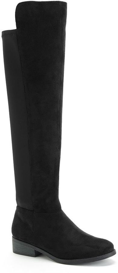 HeartSoul Lucrezia Women's Over-the-Knee Boots