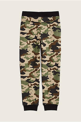 True Religion Camo French Terry Kids Pant