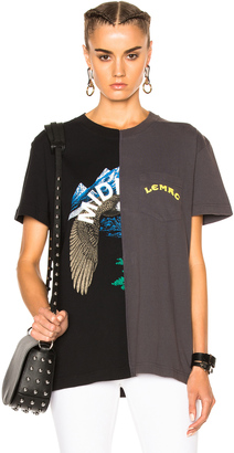 OFF-WHITE Reassembled Tee $351 thestylecure.com