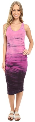 Hard Tail Double Trouble V-Neck Dress $120 thestylecure.com