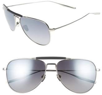 Salt Striker 59mm Aviator Sunglasses